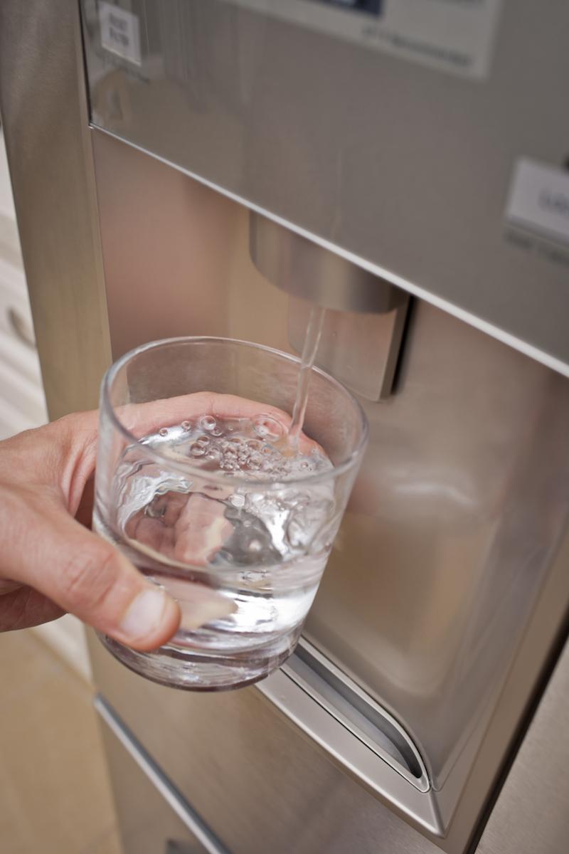 翡易特FITT Pure软管应用于不锈钢冰箱过滤水